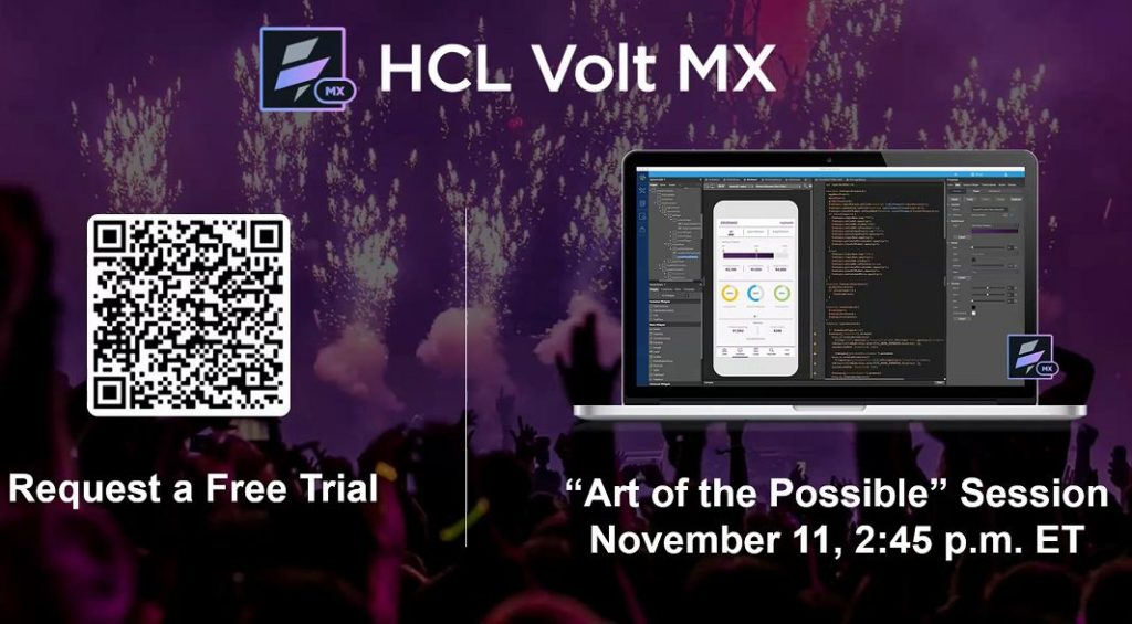 HCL Volt MX Request a Free Trial