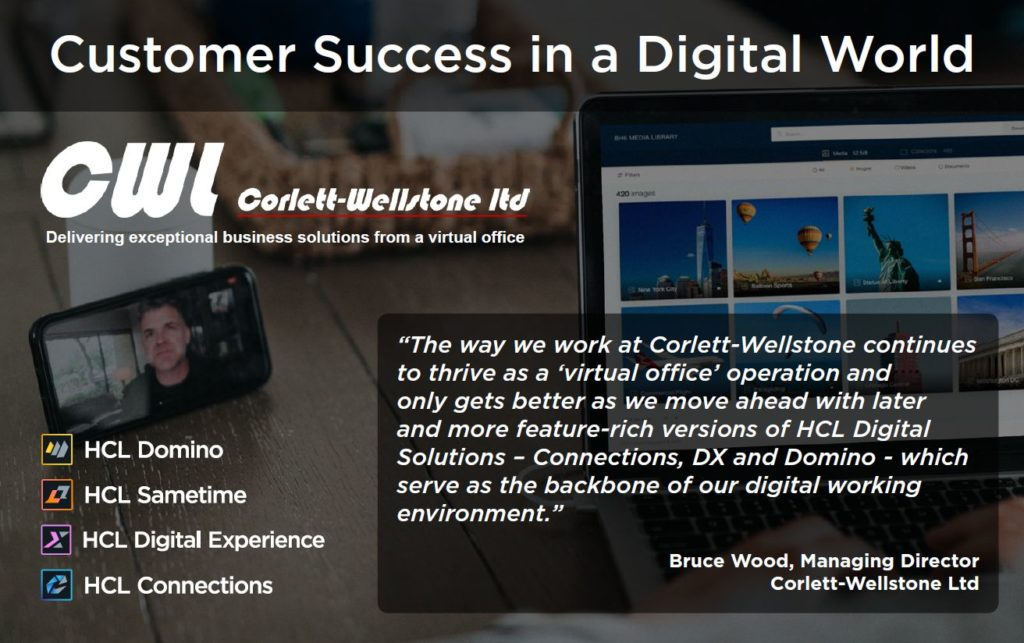 Corlett-Wellstone and HCL